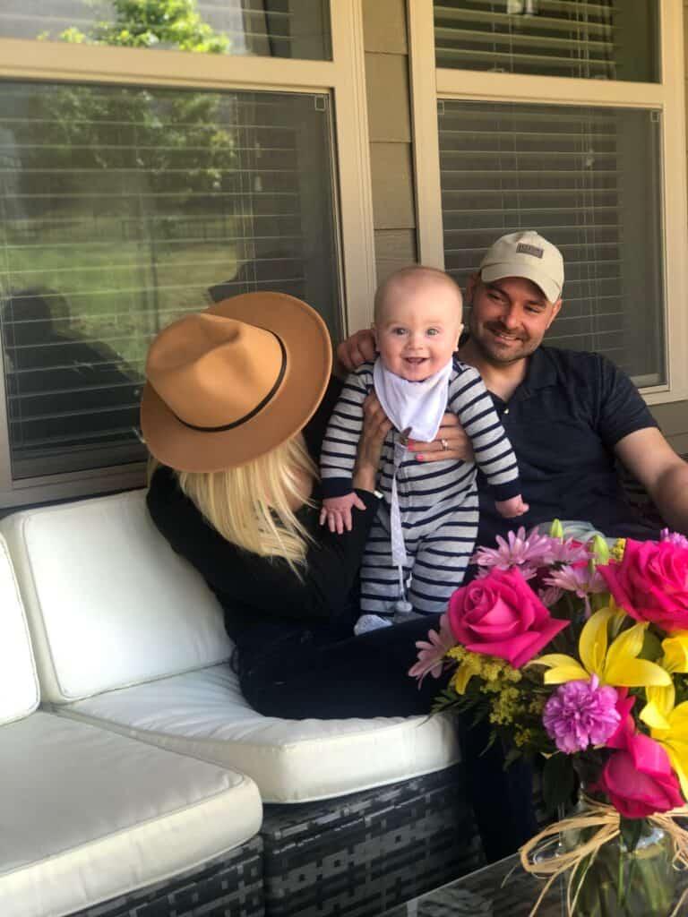 Lindsey, Joey, and Jacob